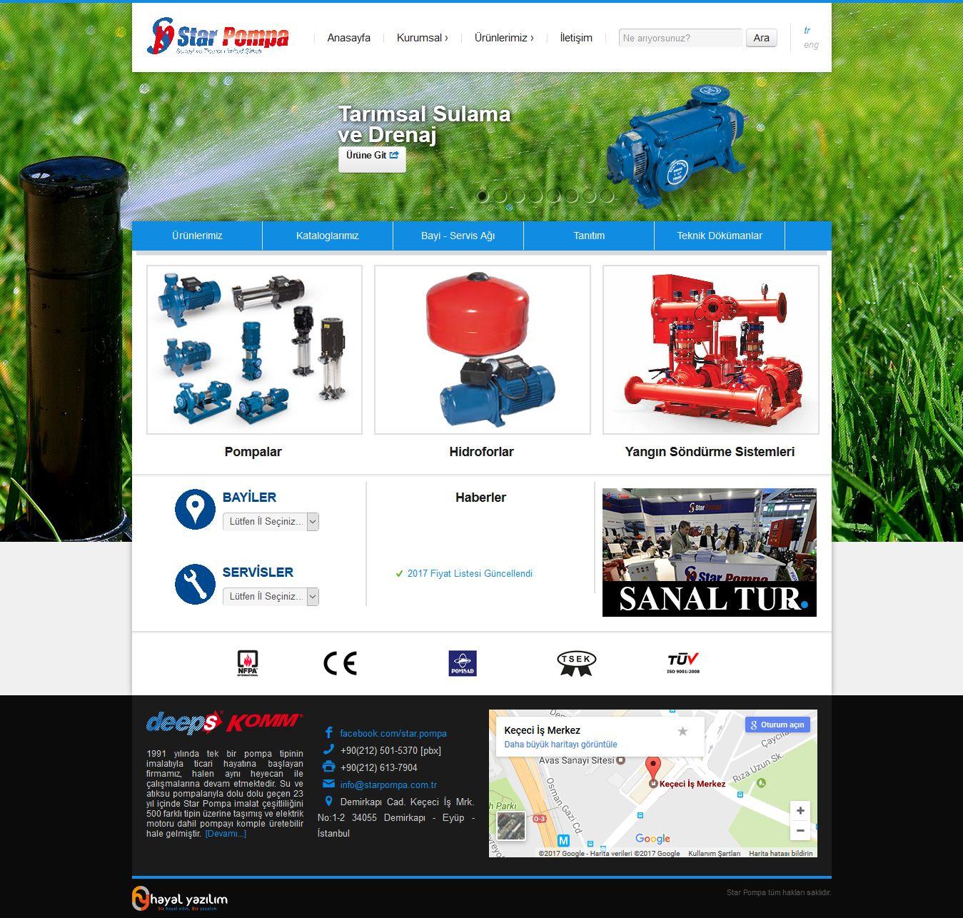 Star Pompa - www.starpompa.com.tr